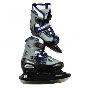 POWERSLIDE ice skates junior size 30/33 902 124 99 BILLY extendable