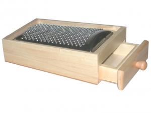 CAPER Grattugia padana con cassetto Utensili da cucina
