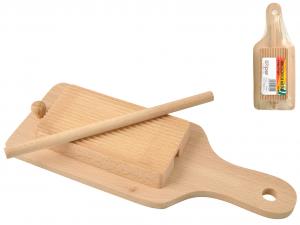CAPER Rigagnocchi in legno con asta per gargan Utensili da cucina