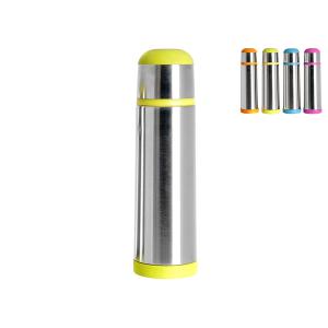 HOME PROFESSIONAL Set 4 Thermos inox f/color lt 0,75 Accessori tempo libero