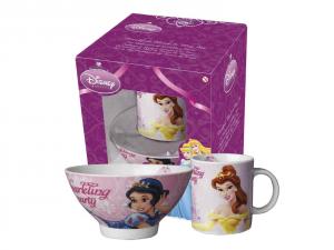 HOME Set Bols Tasse Disney Petit Déjeuner