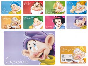 HOME Conjunto De 12 Colchonetas Polipropileno Disney Empequeñece Nueva