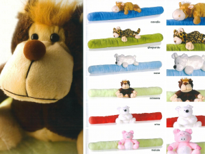 HOME Lot De 6 Animaux Assortis Draftstopper Objets