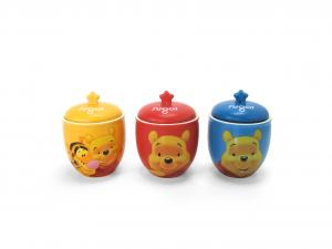 HOME Set 3 Zuccheriera Disney Winnie Pooh Tessili Arredo Tavola