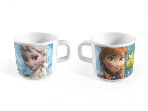HOME Cup Melamine Disney Frozen Cc220 Breakfast Furniture Table