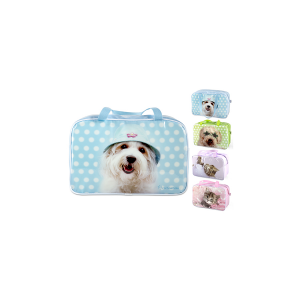 HOME Borsa Termica Peva Decorazione Cats/Dogs Lt.12 Accessori Barbecue E Picnic