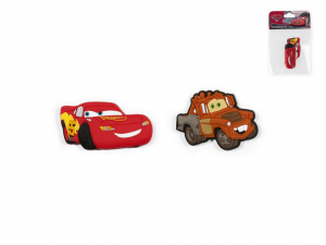 HOME Set 6 Magnets Disney Cars Assorted Decoration House