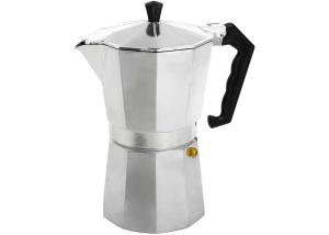 HOME Caffettiera Alluminio Mokita Tazze 9 Moka Caffettiere E Guarnizioni