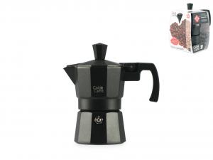 HOME Caffettiera Alluminio Caldo Caffè Nero Tazze 1 Moka Caffettiere Guarnizioni