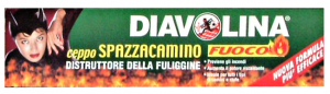 Diavolina Log Pulitore For Fireplaces - Articles For Picnics