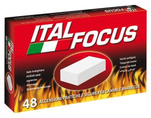 ITALFOCUS Accen.X 48 Cubes - Articles For picnics