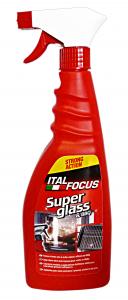 ITALFOCUS Vetri/barbeque 750 ml.trigger - Articoli per pic-nic