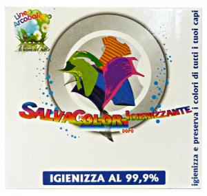 ARCOBALENO SalvaCOLOR Igienizzante X 10 Fogli Detergenti Casa