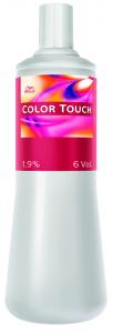 COLOR TOUCH Emulsione 6 Volumi 1 Lt. Prodotti per capelli