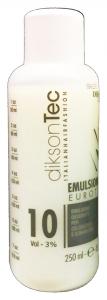 DIKSON Acqua Emulsione EMULSINDOR 10 Volumi 250 Ml. Prodotti per capelli