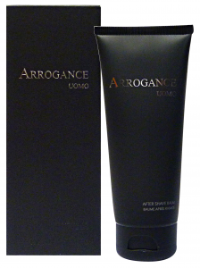 ARROGANCE Man After Beard 75 ml BALM Gray Products For Barba