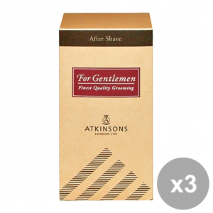 Set 3 Atkinsons D-beard 90 Ml Perfumes