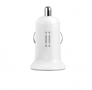 Aiino 1usb 1a Car Charger - White