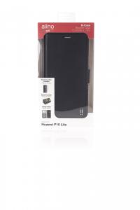 AIINO B-Cover to Cover Book pour Huawei P10 Lite - Noir