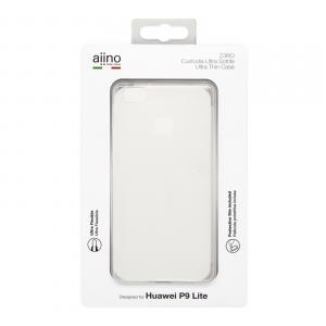 Aiino Z3ro Ultra Slim Case For Huawei P9 Lite - Clear