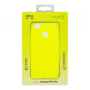 Aiino Z3ro Ultra Slim Case For Huawei P9 Lite - Lime