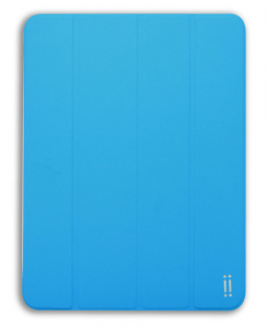Aiino Roller Case For Ipad Air - Blue