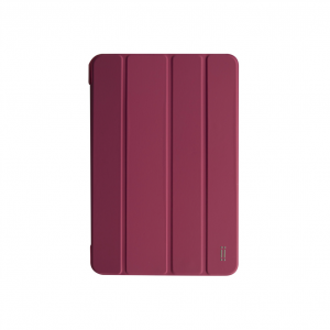Aiino Roller Case For Ipad Mini 4 - Rose Red
