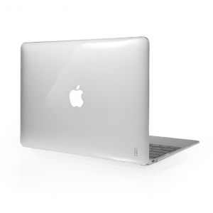Aiino Glossy Clear Case For Macbook 12