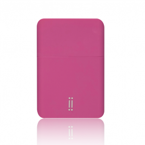 AIINO Power Bank Batteria Portatile 7800 mAh - Rosa