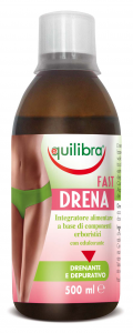 Equilibra Fast Drena 500 Ml - Products Food