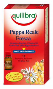 Equilibra Pappa Real Fresh * 10 Bottles - Products Food