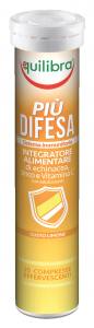 Equilibra More Defense Effervescente * 20 Capsules - Products Food