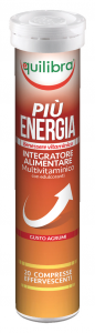 Equilibra More Energy Effervescente * 20 Capsules - Products Food