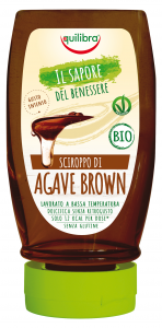 Equilibra Syrup Of Agave Brown Bio Xsagb 350 Gr