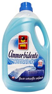 DAMINA Ammorbidente 52 MIS.Classico 3,9 Lt. Detergenti Casa