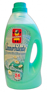 DAMINA Ammorbidente 24 MIS.Muschio Bianco 1,8 Lt. Detergenti Casa