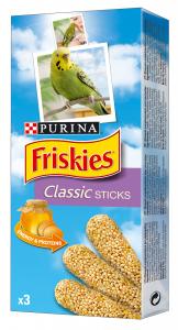 Bob Martin Parrots Stick Honey / Eggs 3 Pieces 100 Gr Animals Domestic