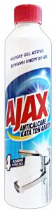 AJAX Anticalcare Gel Attivo 500 Ml Deterisvo Detergente Pulizia Della Casa