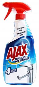 AJAX Anticalcare Schiuma Attiva Trigger 500 Ml Deterisvo Detergente