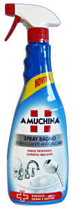 AMUCHINA Anticcare Bathroom  750 ml Detergents House