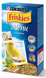 BOB MARTIN Canaries Menu Complete Prebiotic 400 gr 12281944 Animals Domestic