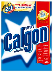 CALGON Anticalcare Polvere 850 Gr. Detergenti Casa