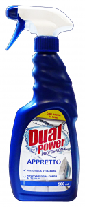 DUAL POWER Appretto trigger 500 ml. - accessori per stirare