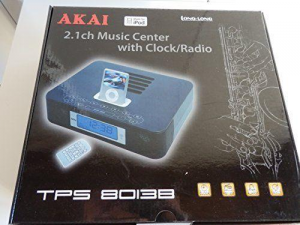 AKAY Tsp-8013B Dockin Ipod+Radio Dock Station Radio Portatili Supporti Audio