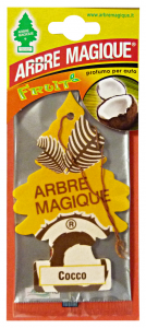 Arbre Magique Deodorant Cocco Accessories Car And Motor