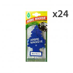 Set 24 ARBRE MAGIQUE Deodorant Auto  Accessories Car And Motor