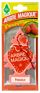 Arbre Magique Deodorant Strawberry Accessories Car And Motor