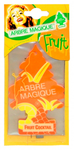 ARBRE MAGIQUE Deo.fruit Cocktail - Artikel Für Autos