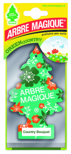 ARBRE MAGIQUE Deodorante Country Bouquet Profumatore Per Auto
