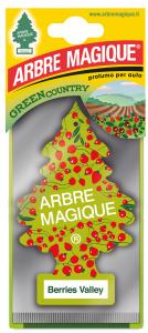 ARBRE MAGIQUE Deodorante Berries Valley Profumatore Per Auto